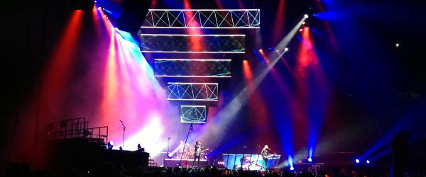 Muse in het Ziggo Dome