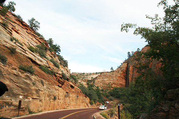 Zion Park Scenic Byway