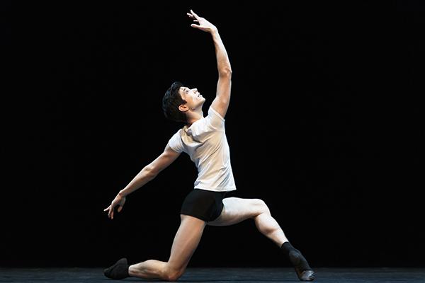 Giovanni Princic in Ballet 101