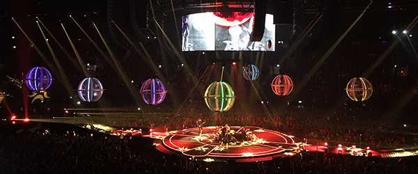 Muse in het Ziggo Dome - Drones World Tour