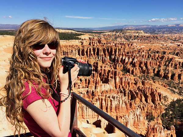Bryce Canyon National Park - Upper Inspiration Point