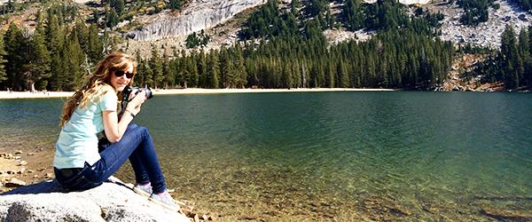 Yosemite National Park: Je kijkt je ogen uit