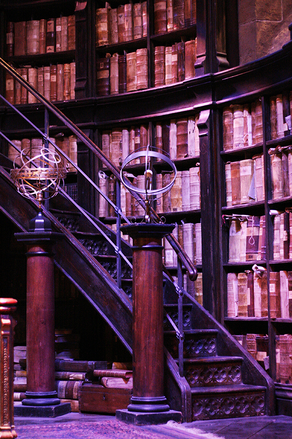 Dumbledore's Office @ Warner Bros. Studio Tour London
