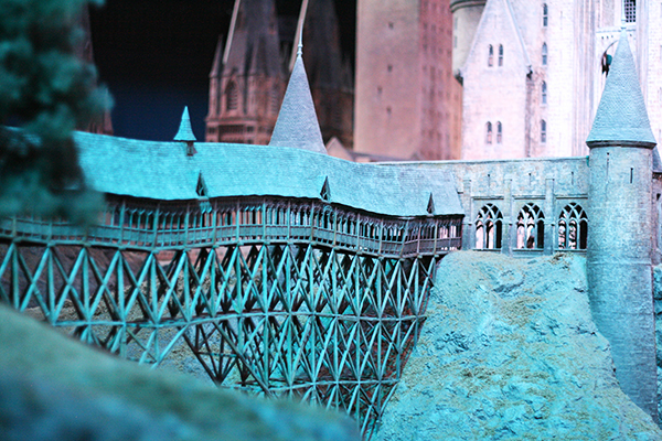 Hogwarts @ Warner Bros. Studio Tour London