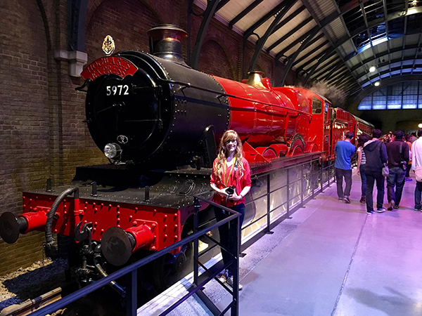 Hogwarts Express @ Warner Bros. Studio Tour London